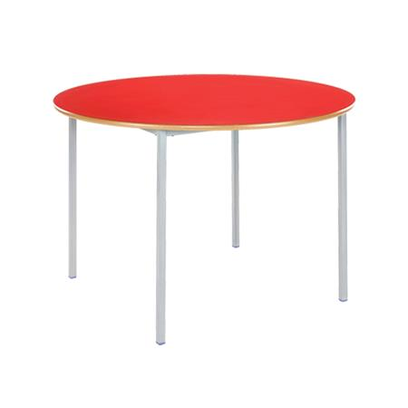 "product image:""Fully Welded Table - Circular, Duraform Edge , Dia1100mm"""